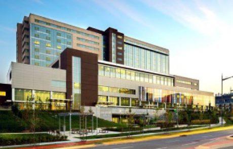 این تصویر بیمارستانی در کانادا هست.